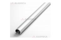 Труба алюминиевая D28х3
