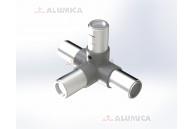 T-коннектор 90°