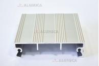 Алюминиевый профиль ступени сечением 40x150