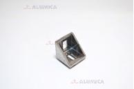 Угловой соединитель 45x45