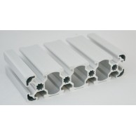 Алюминиевый конструкционный профиль сечением 45х180 анодированный