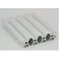 Алюминиевый конструкционный профиль сечением 20x80 анодированный