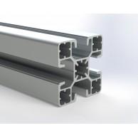 Алюминиевый конструкционный профиль 45х45SL анодированный