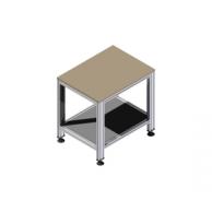 Высокий вспомогательный стол