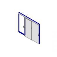 Система раздвижных дверей