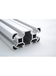 Алюминиевый конструкционный профиль 40х80 без покрытия