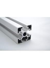 Алюминиевый конструкционный профиль сечением 45х45 без покрытия