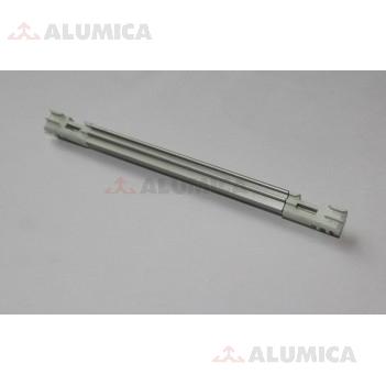 Направляющая для кассеты алюминиевая 160