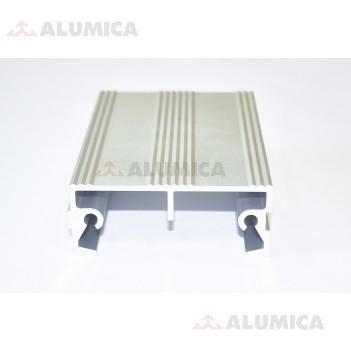 Алюминиевый профиль ступени сечением 40x100
