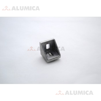Угловой соединитель 20x20+соединительные элементы