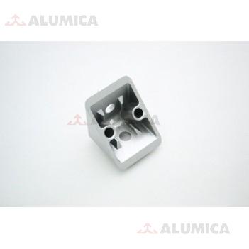 Угловой соединитель 40x40 паз 8