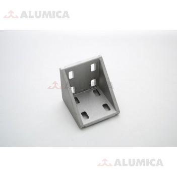 Угловой соединитель 60x60 к профилю 30й серии