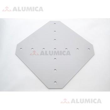 X-соединитель 310х310 для 45-го профиля