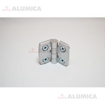 Дверная петля алюминиевая 30