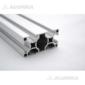 Алюминиевый конструкционный профиль 30-60 анодированный