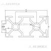 Алюминиевый конструкционный профиль 30-60