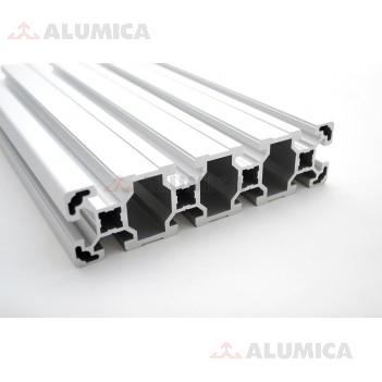 Алюминиевый конструкционный профиль 40х160 анодированный