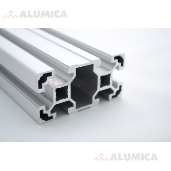 Алюминиевый конструкционный профиль 40х80
