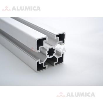 Алюминиевый конструкционный профиль 45х45 анодированный
