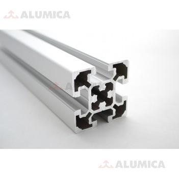 Алюминиевый конструкционный профиль 50х50 без покрытия